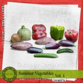 Summer Vegetables Vol.1