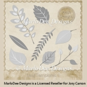 Leaf PSD Templates 1