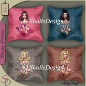 Trisha Pillows