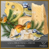 CU Christmas Cheese