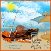 CU Fishing Set