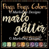 Bugs Bugs Colors Marlo Glitter Photoshop Styles