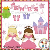 Princess Designer Resource Graphic