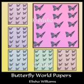 Butterfly World Papers