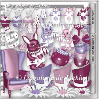 CU Alice in Wonderland 6 FS by GJ