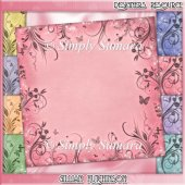 Designer Resource Butterfly & Floral Papers