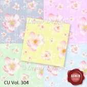 Commercial Use Papers Pack3 by Lemur Designs