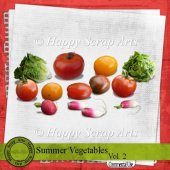 Summer Vegetables Vol.2