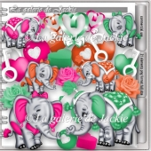 CU Elephant Love 3 FS by GJ
