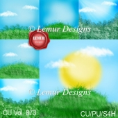 Papers 873 by Lemur Designs