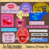 Go Girlfriend word tags