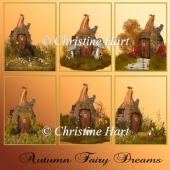 Autumn Fairy Dreams Png