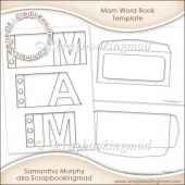 Mam Word Book Template