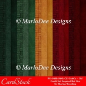 Christmas Holiday Package 8 Digital Papers 1 {A4 size}