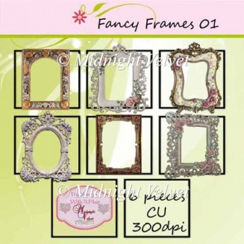 Fancy Frames 01