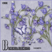 CU Bluebell Elements