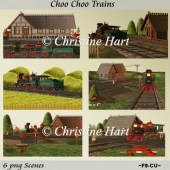 Choo Choo Trains Png
