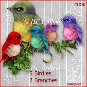CU Birdies with Branch