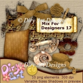 * Mix For Designers 17 *
