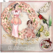 CU A Mother's Love (Vintage)