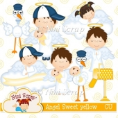 Angel Sweet yellow