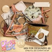 * Mix For Designers 69 *