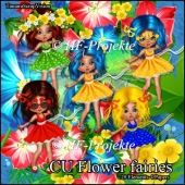 CU Flower Fairies