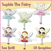 Sophie The Fairy CU Graphics