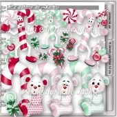 CU Holiday Candy 5 FS by GJ