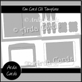 Fan Card CU Template