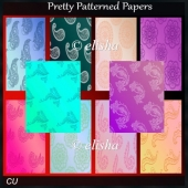 Pretty Patterned Papers