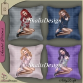 Anabel Pillows