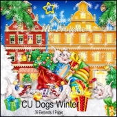 CU Dogs Winter