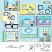 Album UP Printable Pathy Design