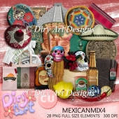 * Mexican Mix4 *