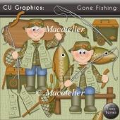 CU Graphics: Gone Fishing
