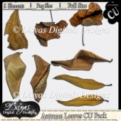 AUTUMN LEAVES CU PACK