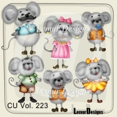 Mouses Pack 2 by Lemur Designs