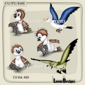 CU Vol. 430 Animals by Lemur Designs