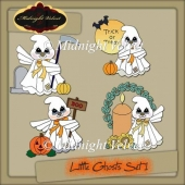 Little Ghosts set1