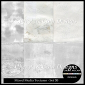 Mixed Media Textures - Set 3B