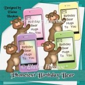 Phonetext Birthday Bears