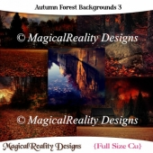 Autumn Forest Backgrounds 3