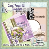 EDR Card Front Layered Template2