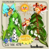 CU Vol. 476 Summer Forest