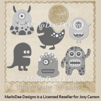 Little Monster PSD Templates 1