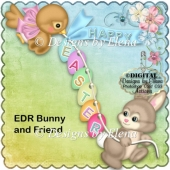 Bunny and Friend PS Action