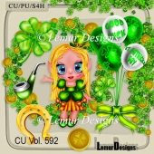CU Vol. 592 St. Patricks Day