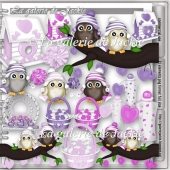 CU Love Owls 3 FS by GJ
