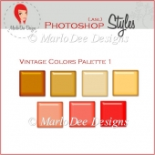 Vintage Colors 1 :: Photoshop Styles